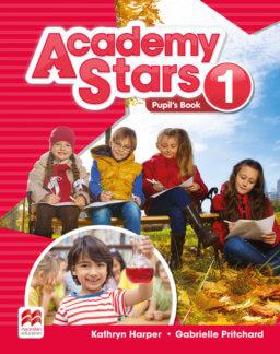 Sách Academy Stars 1