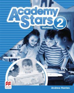Sách Academy Stars 2 Workbook