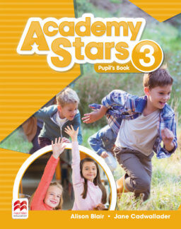 Sách Academy Stars 3