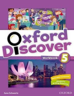 OXFORD DISCOVER 5: WORKBOOK