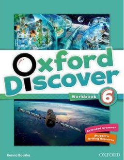 OXFORD DISCOVER 6: WORKBOOK