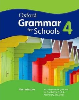 OXFORD GRAMMAR FOR SCHOOLS 4: STUDENT'S BOOK AND DVD-ROM PACK