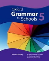 OXFORD GRAMMAR FOR SCHOOLS 5: STUDENT'S BOOK AND DVD-ROM PACK