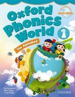 Oxford Phonics World 1 Student's Book