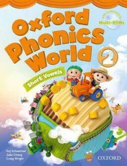 Sách Oxford Phonics World 2 : Student's Book