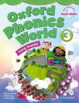 Sách Oxford Phonics World 3 : Student's Book