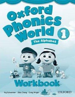 Sách Oxford Phonics World 1 Workbook