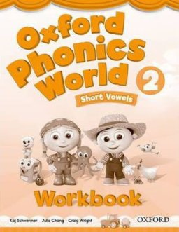 Sách Oxford Phonics World 2 WorkBook