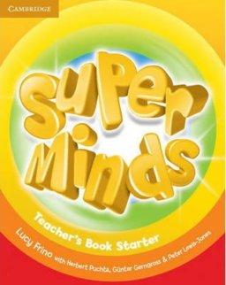 BRITISH ENGLISH SUPER MINDS STARTER TEACHER'S BOOK