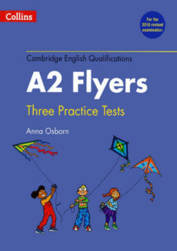 Sách Cambridge English Qualifications A2 Flyers
