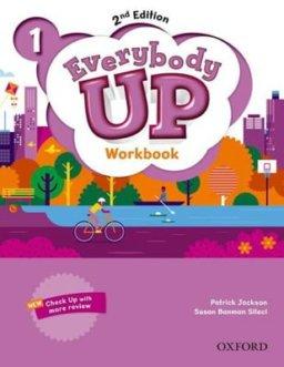 EVERYBODY UP 2E 1: WORKBOOK