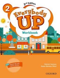 EVERYBODY UP 2E 2: WORKBOOK