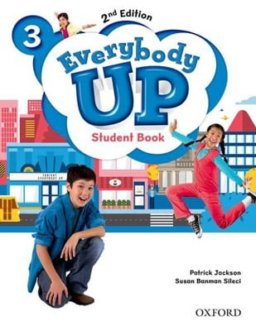EVERYBODY UP 2E 3: STUDENT BOOK