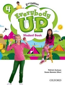 EVERYBODY UP 2E 4: STUDENT BOOK