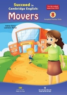 MOVERS 8-SUCCEED IN CAMBRIGE ENGLISH