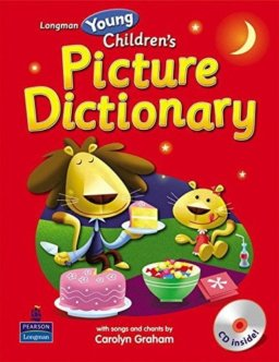 LONGMAN YOUNG CHILDREN PICTURE DICTIONARY W/ AUD CD