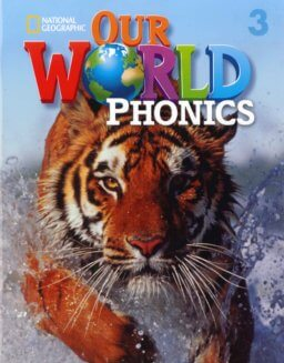 Sách Our World 3 Phonics