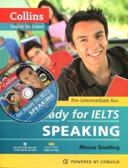 GET READY FOR IELTS SPEAKING (KÈM CD)