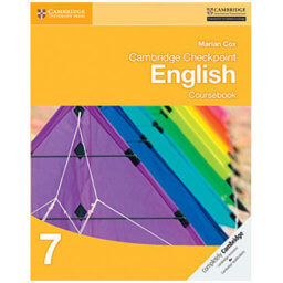 [Sách] Cambridge Checkpoint English Stage 7 Coursebook