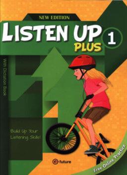 Sách Listening Up Plus 1