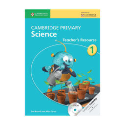 Sách Cambridge Primary Science 1 Teacher's Resource Book