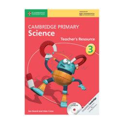 Sách Cambridge Primary Science 3 Teacher Resource