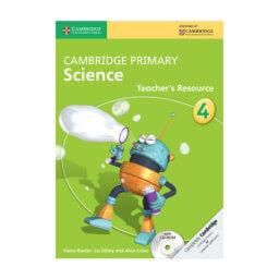 Sách Cambridge Primary Science 4 Teacher Resource