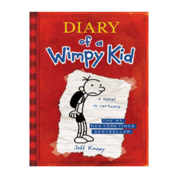Truyện DIARY OF A WIMPY KID - BOOK 1