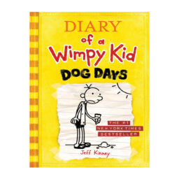 DIARY OF A WIMPY KID - BOOK 4: DOG DAYS
