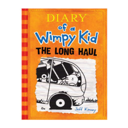DIARY OF A WIMPY KID - BOOK 9: THE LONG HAUL