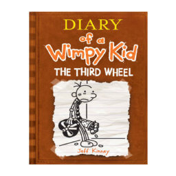 DIARY OF A WIMPY KID - BOOK 7: THE THIRD WHEEL