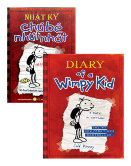 Comno Song Ngữ: Diary of A Wimpy Kid 1