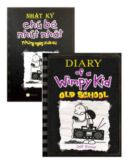 Comno Song Ngữ: Diary of A Wimpy Kid 10