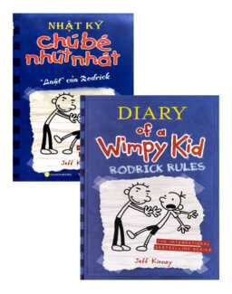Comno Song Ngữ: Diary of A Wimpy Kid 2