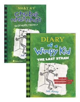 Comno Song Ngữ: Diary of A Wimpy Kid 3