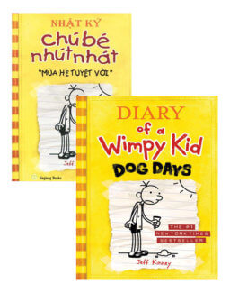 Comno Song Ngữ: Diary of A Wimpy Kid 4