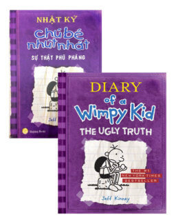 Comno Song Ngữ: Diary of A Wimpy Kid 5