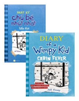 Comno Song Ngữ: Diary of A Wimpy Kid 6