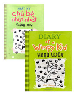 Comno Song Ngữ: Diary of A Wimpy Kid 8