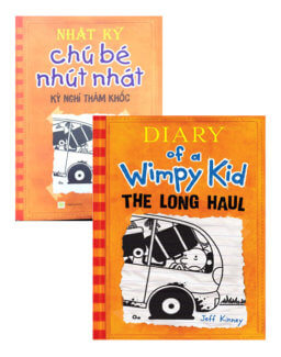 Comno Song Ngữ: Diary of A Wimpy Kid 9