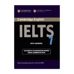 Sách Cambridge IELTS 1