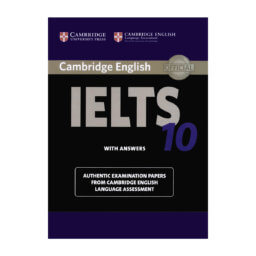 Sách Cambridge IELTS 10