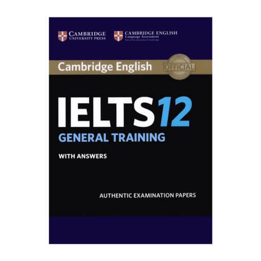 Sách Cambridge IELTS 12 General Training