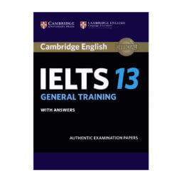 Sách Cambridge IELTS 13 General Training