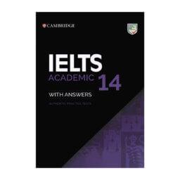 Sách Cambridge IELTS 14 Academic