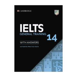 Sách Cambridge IELTS 14 General Training