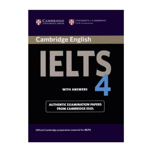 Sách Cambridge IELTS 4