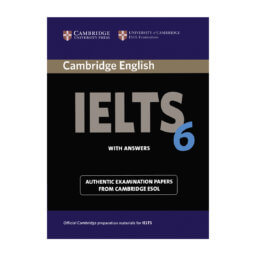 Sách Cambridge IELTS 6