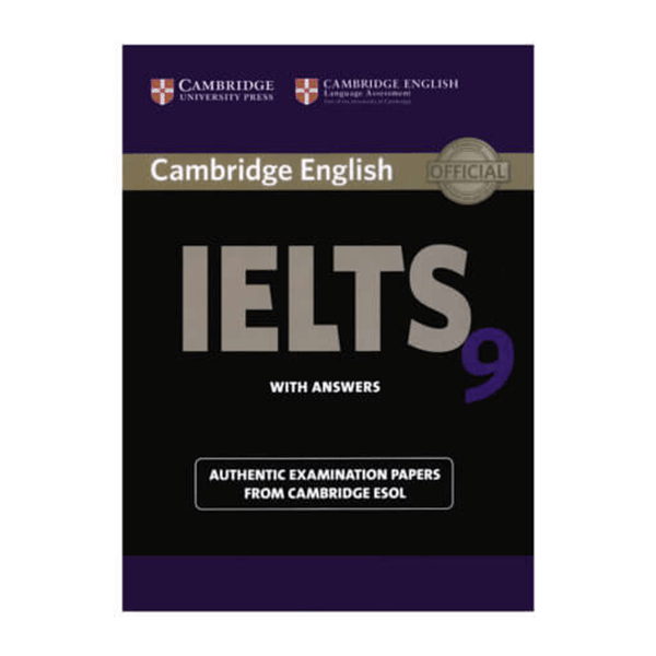 Sách Cambridge English Ielts 9