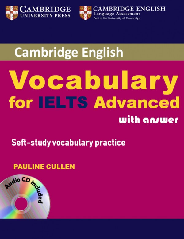 Sách Vocabulary for IELTS Advanced With Answer
